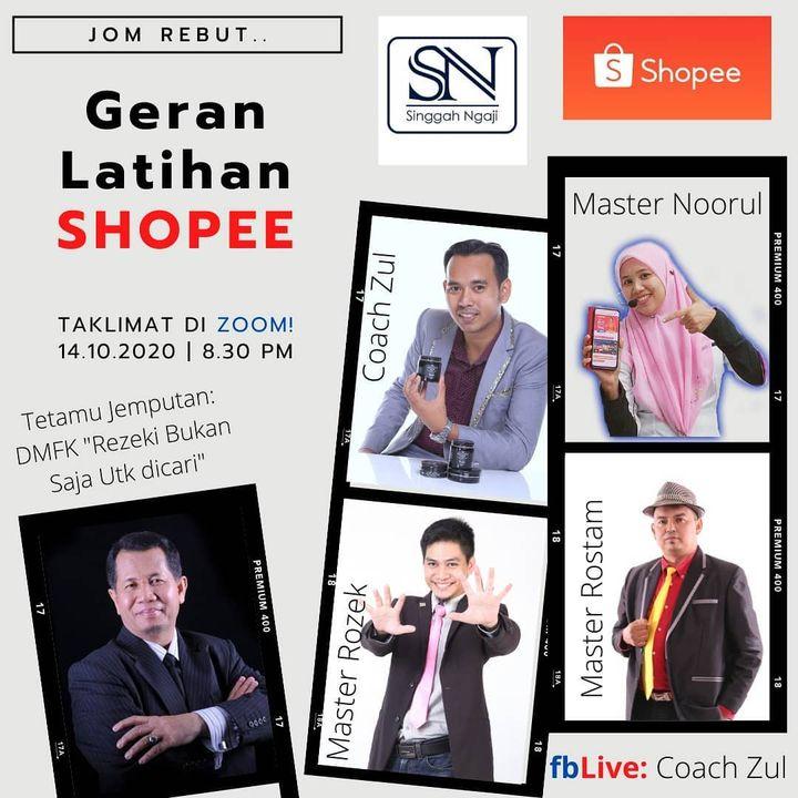 *_geran Belajar Shopee - Percuma Utk Anda!!_*