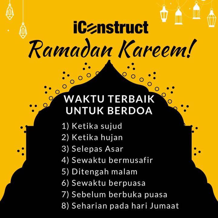 Jom Share Kepada Rakan-rakan Kita Yang Beragama Islam