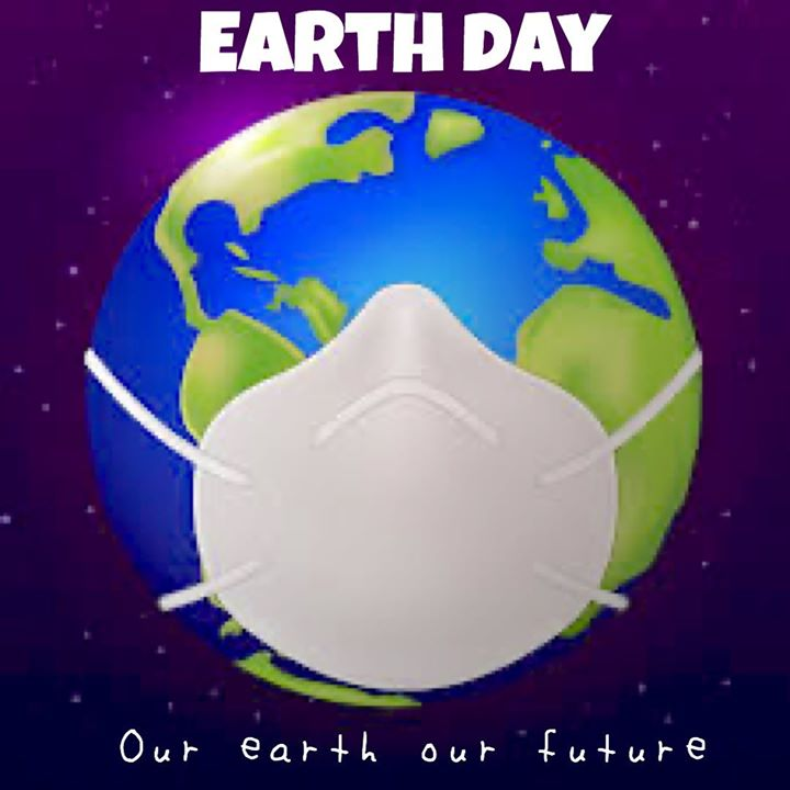 Happy Earth Day 22 April 2020!