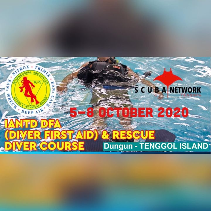 Iantd Diver First Aid Dfa And Rescue Diver
