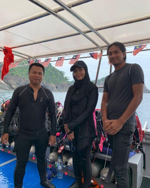 Thank You To Malaysia Singer Siti Nordiana And