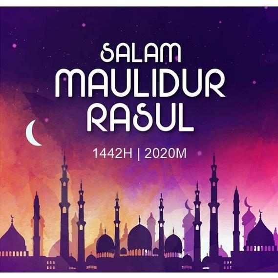 Salam Maulidur Rasul Stay Safe