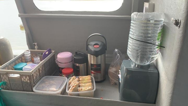 Hungry & Thirsty On The Dive Boat? We