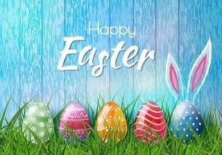 Happy Easter To Those Of You Who Celebrate!