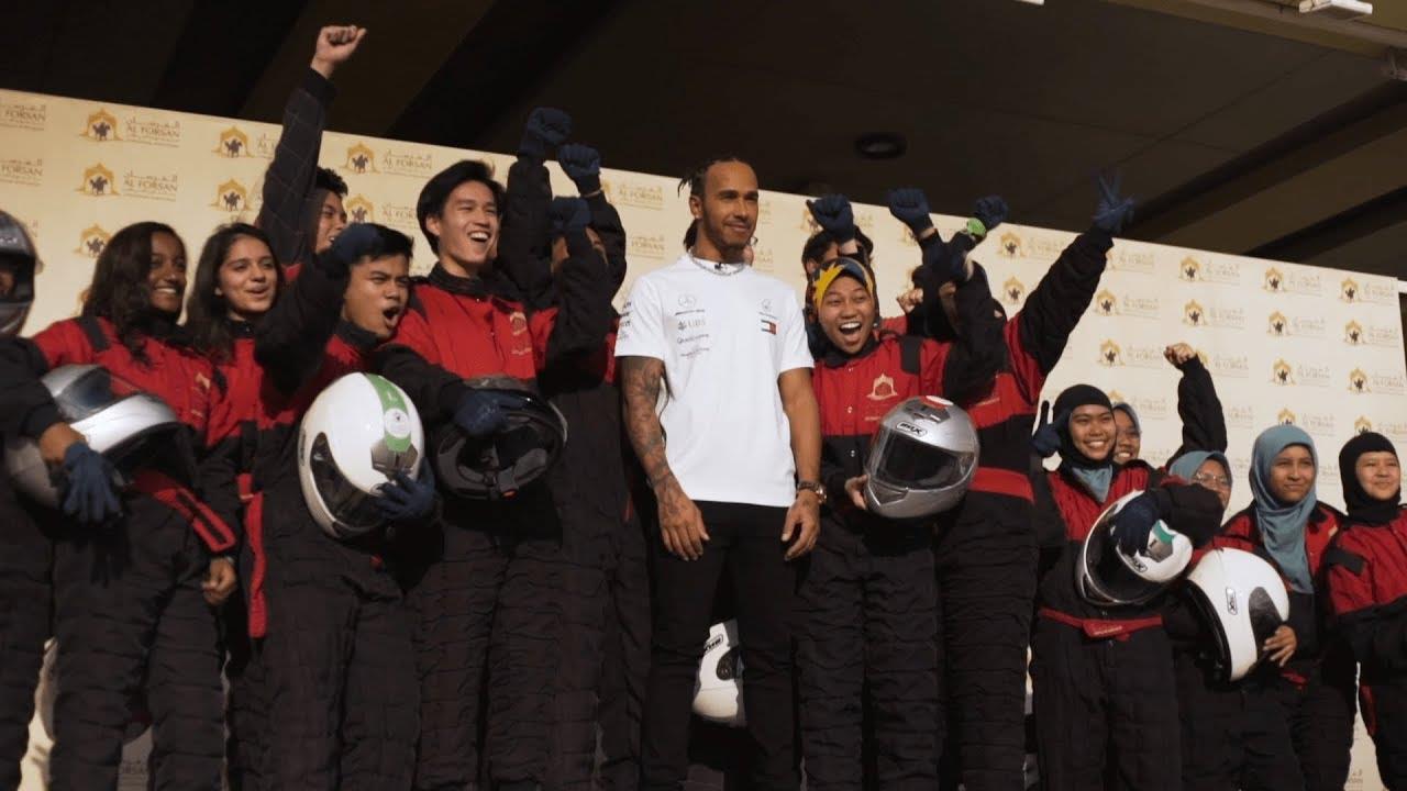 Kejutan Untuk Peserta F1 In Schools Malaysia