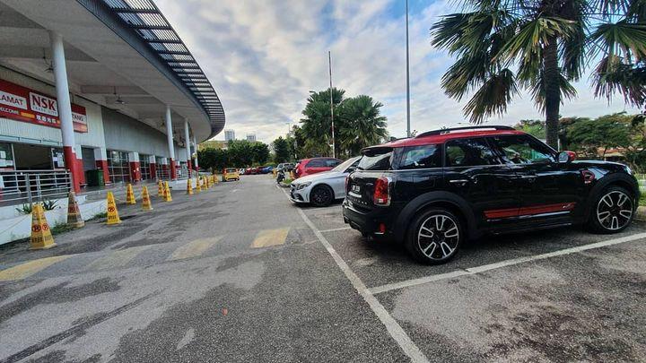 Kuasa 306 Ps Lulus Ujian Pasaraya Borong