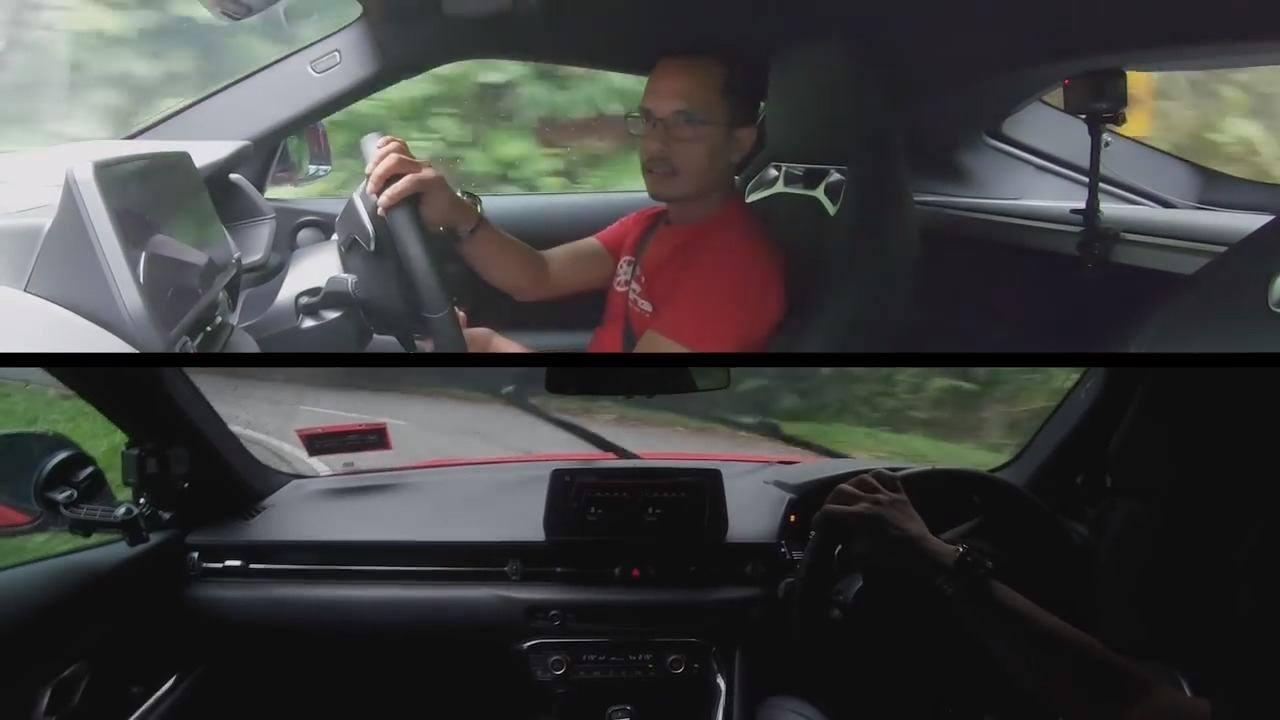 Toyota Gr Supra 3.0l 2020 Ulasan Pemanduan (bhg.