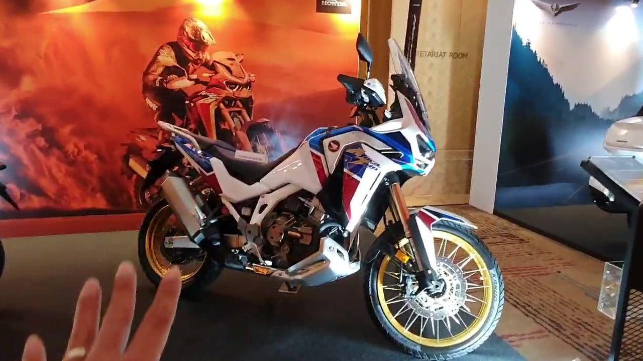 Pelancaran Motosikal Besar Honda Baru 2020 Roda Pusing