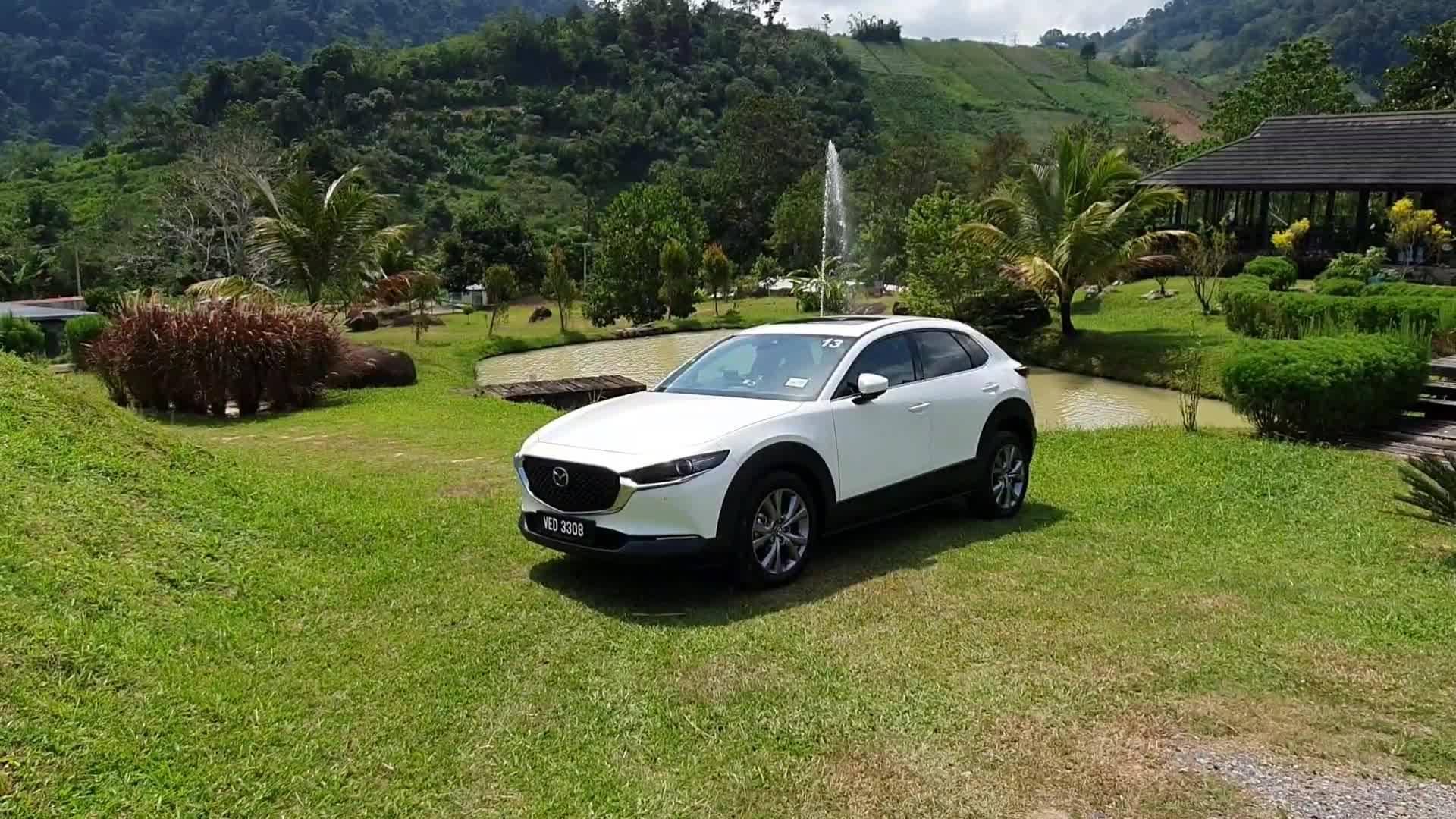 Nota Rambang Pandu Uji Media Bersama Mazda Cx