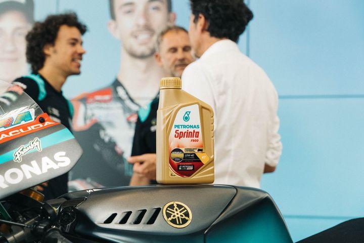 Petronas Sprinta Dengan Ultraflex Diformulasikan Untuk Menembusi Pasaran