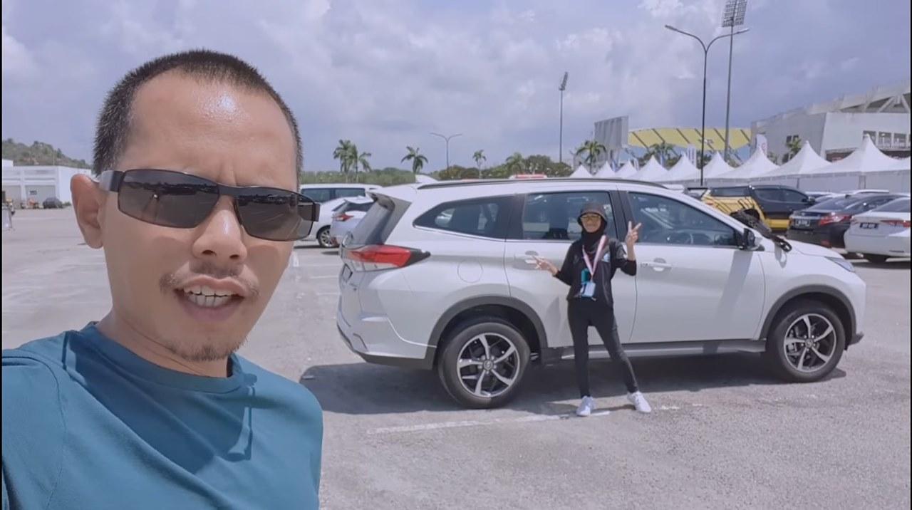Perodua Aruz Perjalanan Jauh Laporan Pemilikan 2 Projekaruzvef