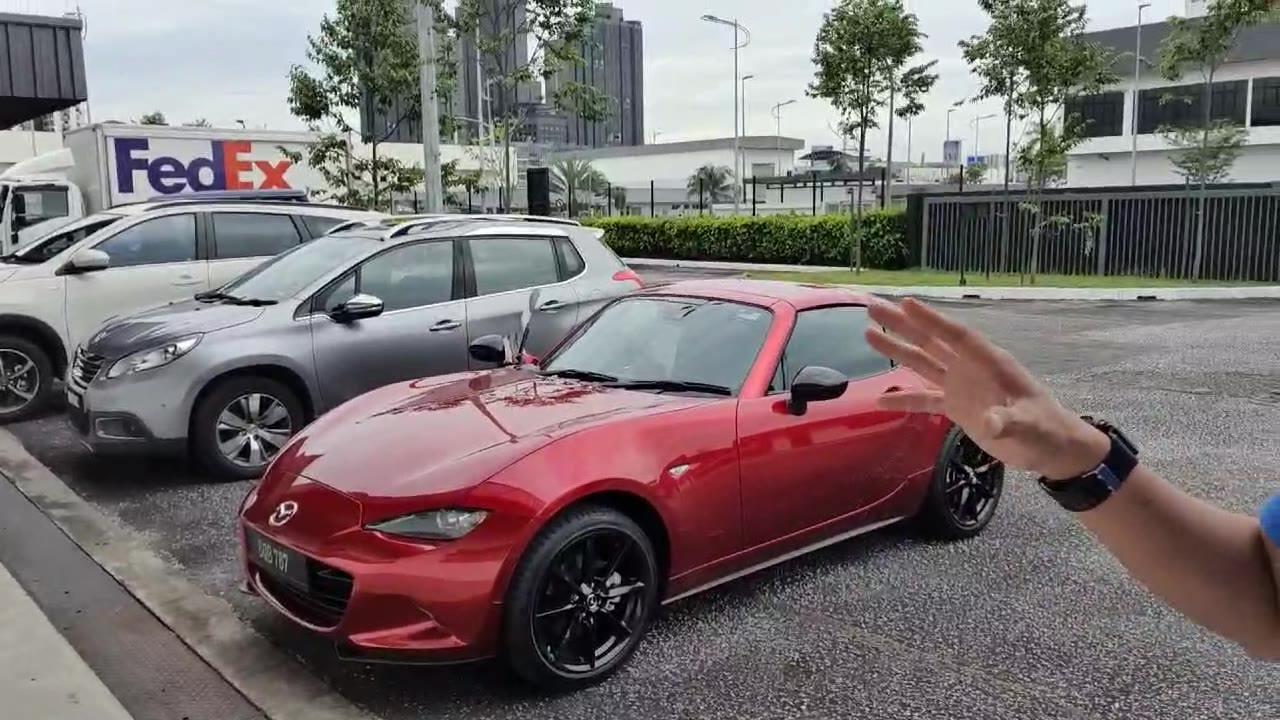 Masalah Transmisi Manual Mazda Mx-5 2019 - Roda