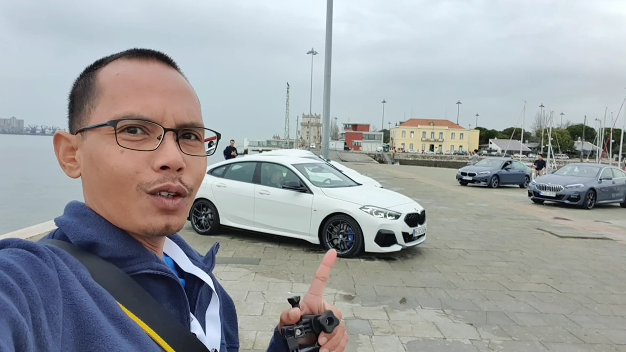 Bmw 2 Series Gran Coupé Pandu Uji Di