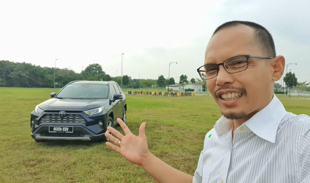 Toyota Rav4 2020 Serba Baru Ulasan Pandu Pertama