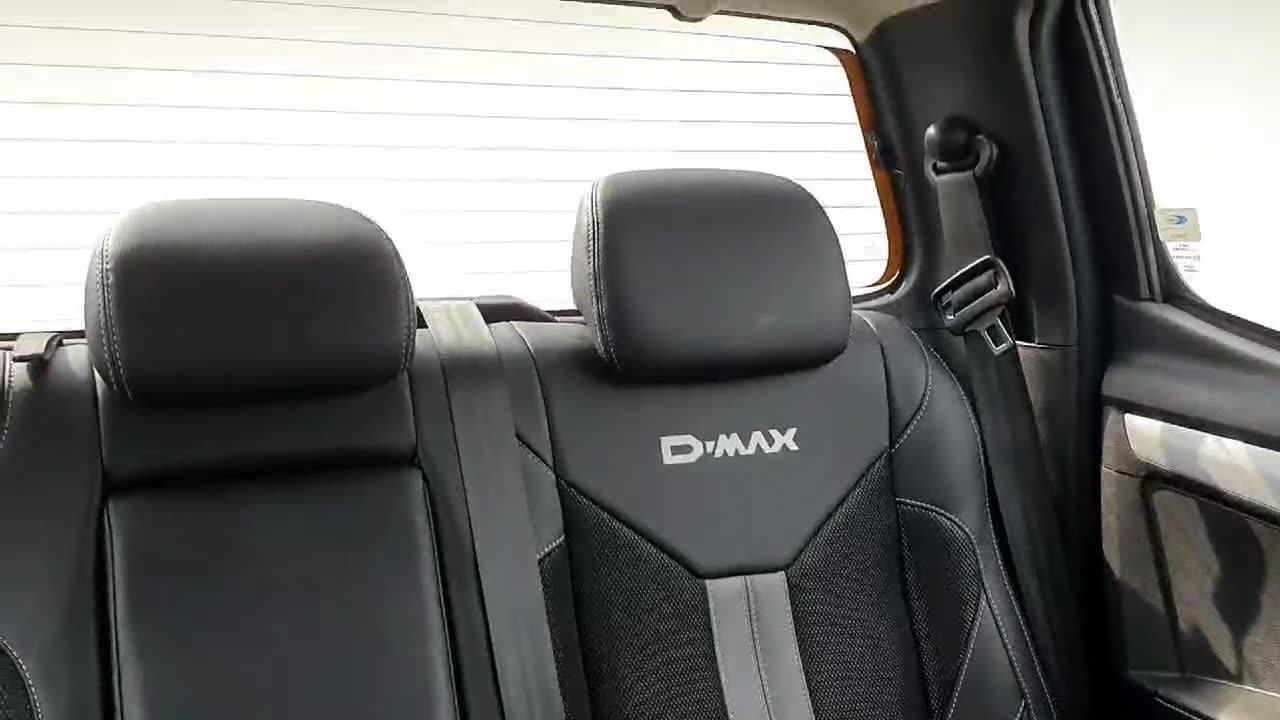 Isuzu D-max 1.9l 4x4 At-p 2020 - Roda