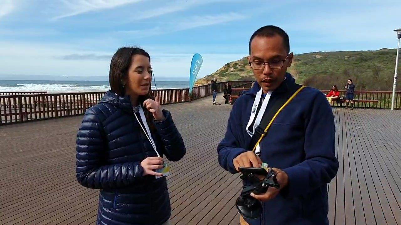 Martha Gadis Portugis Faham Perkataan Bahasa Malaysia Semasa