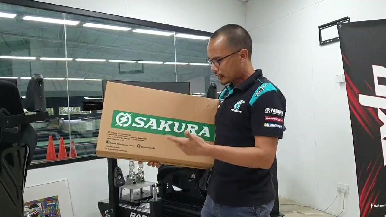 Ekzos Motogp Sakura Stok Terbaru Dah Tiba Https