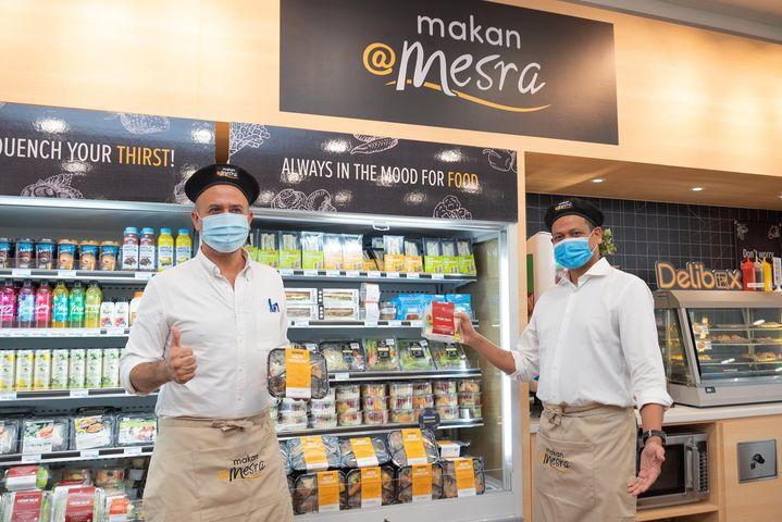 Petronas Dagangan Berhad Perluas Rangkaian Makanan Dan Minuman