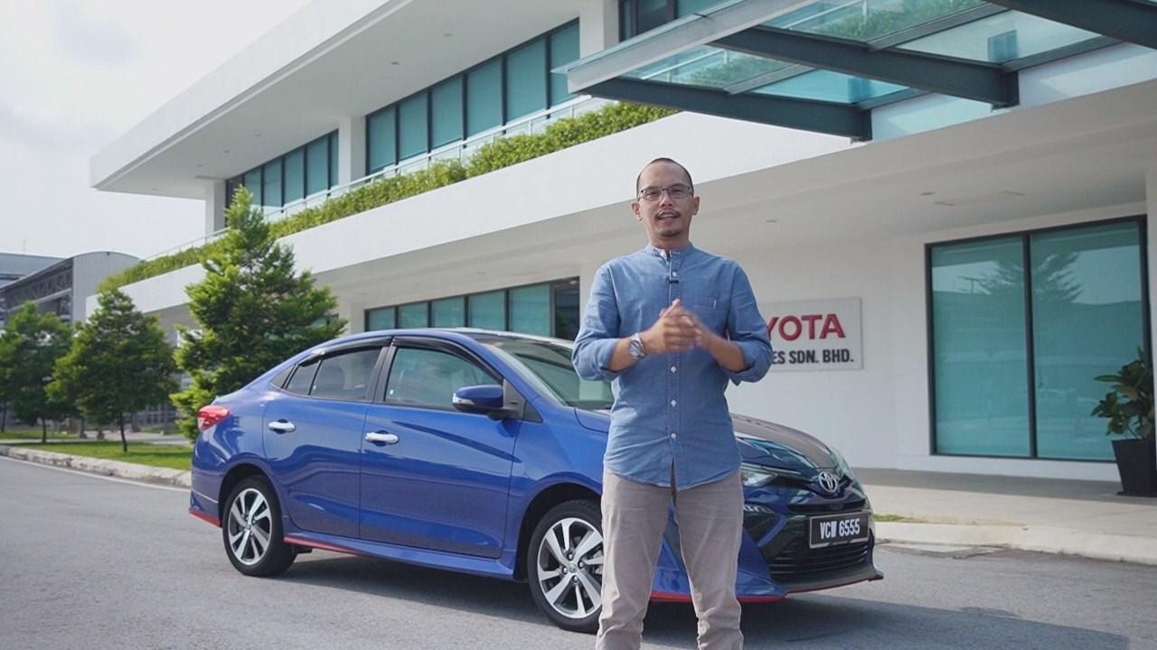 Toyota Vios & Yaris Menyemarakkan Ekonomi Tanahair -