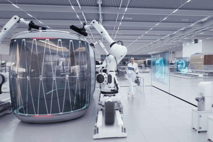 Kilang Kereta Elektrik Hyundai Era Baru Di Singapura