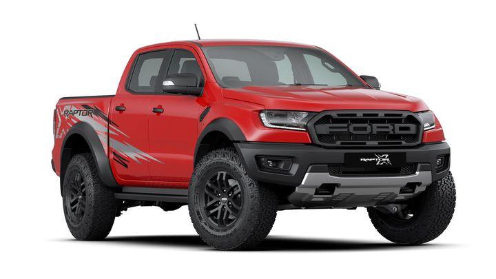 Memperkenalkan Ford Ranger Raptor X - Edisi Khas