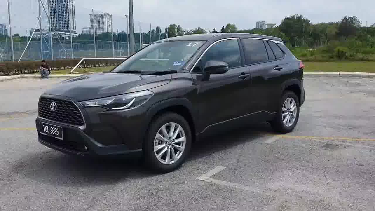 Toyota Corolla Cross 2021 Ulasan Pandu Pertama -