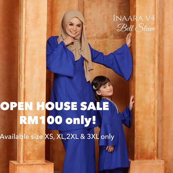 Serious Buyer Nak Tambah Koleksi Untuk Open House