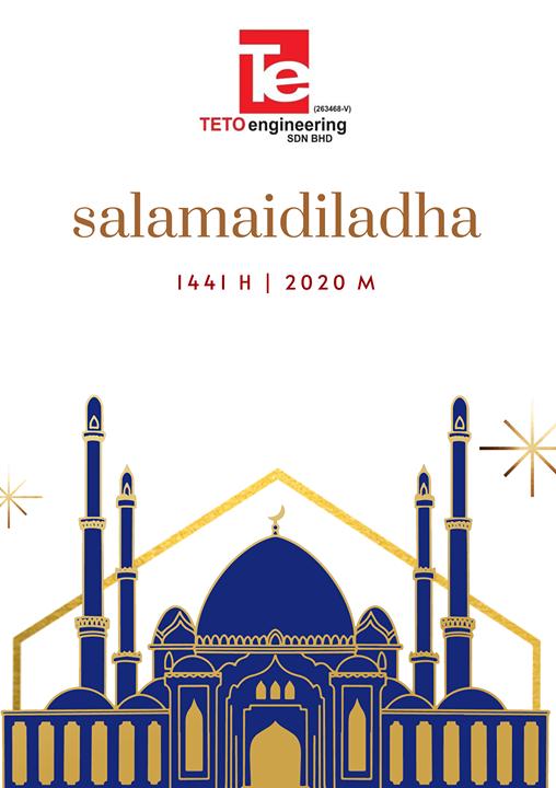 Salam Aidiladha 1441 H 2020 M Eidaladha Semarakkan