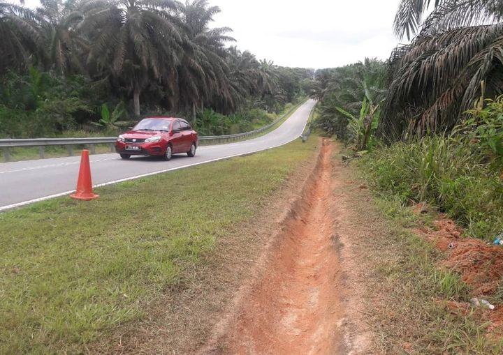 05 10 2020 Jkr Kulai J271 Jalan Pintas
