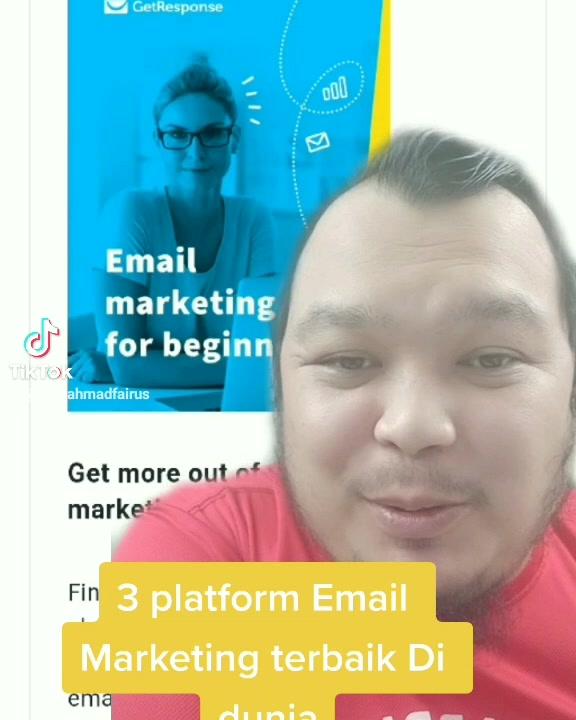 3 Platform Email Marketing Terbaik Di Dunia. #pkpd