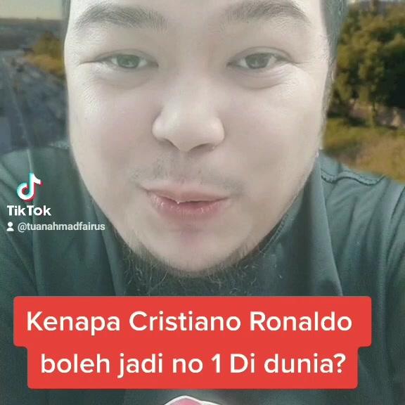 Kenapa Cristiano Ronaldo Jadi No 1 Di Dunia?
