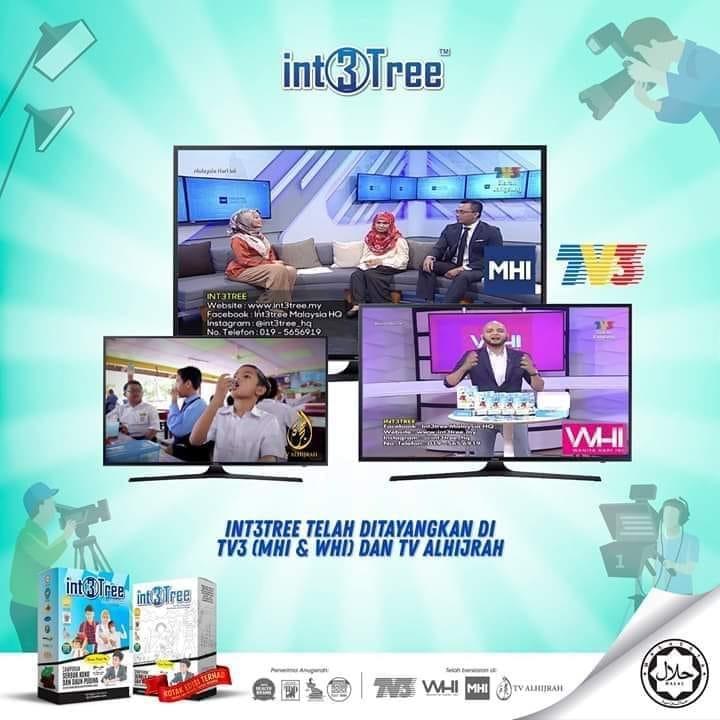 Semenjak Int3tree Keluar Tv Ni, Permintaan Semakin Menjadi-jadi…