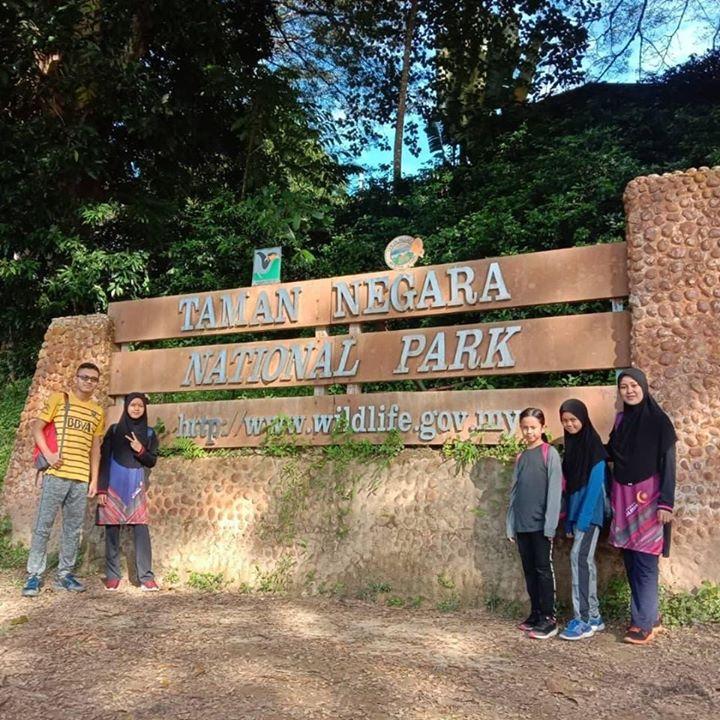 Percutian Taman Negara