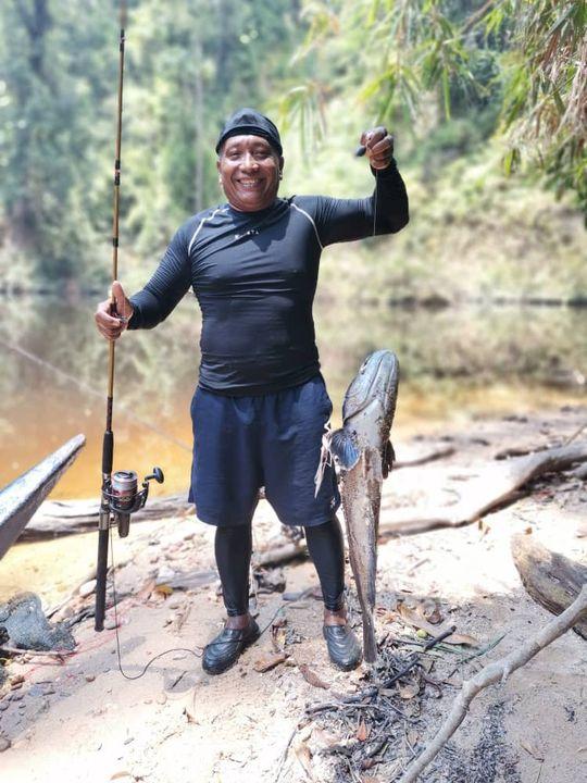 3 D 2 N Taman Negara Fishing Trip