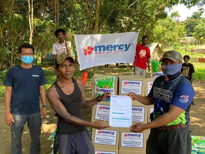 Terimakasih Kepada Mercy Kerana Memberi Sumbangan Kepada 139