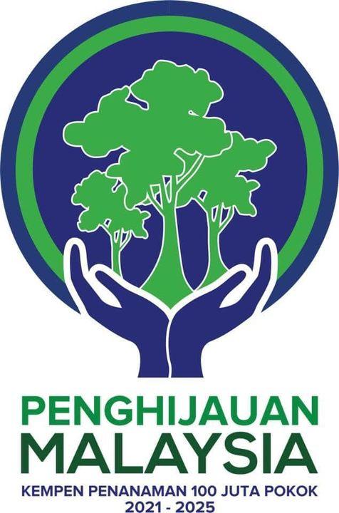 Logo Rasmi Program Penghijauan Malaysia