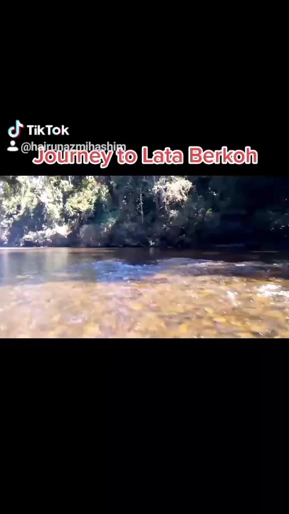 Journey To Lata Berkoh