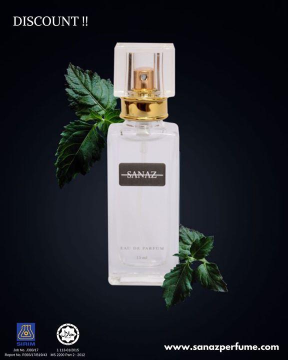 Abang Memang Pakai Wangian Sanaz Perfume Ni Untuk