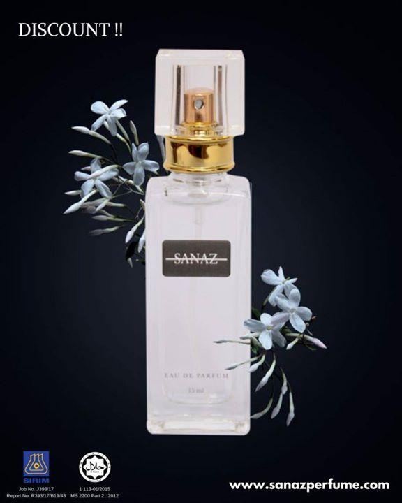 [[sanazperfume]] Nak Perfume Terpilih 100% Original Dan Sah